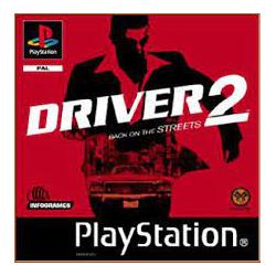 DRIVER 2 [ENG] (używana) (PS1)