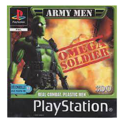 ARMY MEN OMEGA SOLDIER [ENG] (używana) (PS1)