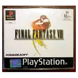 FINAL FANTASY VIII [ENG] (używana) (PS1)