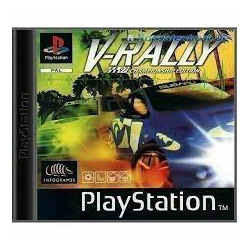 V-RALLY 97 CHAMPONSHIP EDITION [ENG] (używana) (PS1)