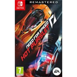 NEED FOR SPEED HOT PURSUTI [ENG] (nowa) (Switch)
