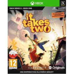 It Takes Two [POL] (nowa) (XONE)