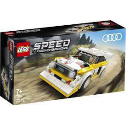 LEGO® 76897 Speed Champions - 1985 Audi Sport quattro S1 (nowa)