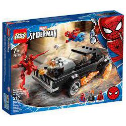 LEGO® 76173 Marvel Super Heroes - Spider-Man i Upiorny Jeździec kontra Carnage (nowa)