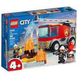 LEGO® 60280 City - Wóz strażacki z drabiną (nowa)