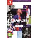 Fifa 21 Edycja Legacy [POL] (używana) (Switch)