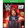 WWE2K19 [ENG] (używana) (XONE)
