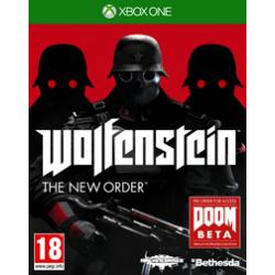 Wolfenstein The New Order [POL] (używana) (XONE)
