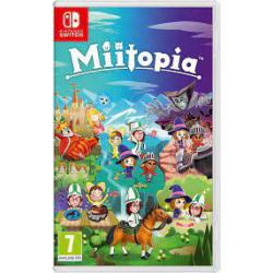MIITOPIA [ENG] (nowa) (Switch)