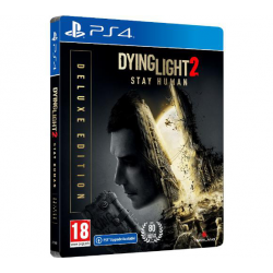 Dying Light 2 Deluxe Edition Preorder 07.12.2021 [POL] (nowa) (PS4)