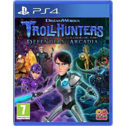 Trollhunters Defenders of Arcadia [POL] (używana) (PS4)