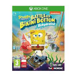 Spongebob SquarePants: Battle for Bikini Bottom – Rehydrated [POL] (używana) (XONE)