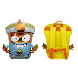 Plecak w kształcie postaci Super Zings (nowa)