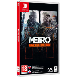Metro Redux [POL] (używana) (Switch)