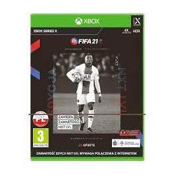 Fifa 21 [POL] (używana) (XSX)
