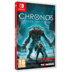 Chronos Before the Ashes [POL] (używana) (Switch)