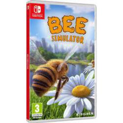 Bee simulator [ENG] (używana) (Switch)
