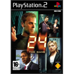 24 THE GAME [POL] (Używana) PS2