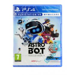 ASTRO BOT RESCUE MISSION [POL] (używana) (PS4)