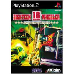 18 WHEELER PRO TRUCKER [ENG] (Używana) PS2