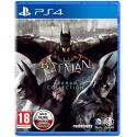 Batman Arkham Collection [POL] (używana) (PS4)