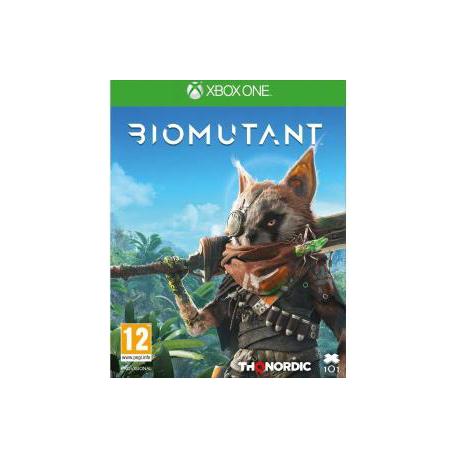 Biomutant [POL] (używana) (XONE)