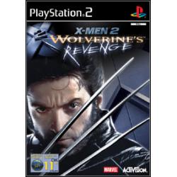 X2 WOLVERINE'S REVENGE [ENG] (Używana) PS2