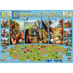 Carcassonne Big Box [POL] (nowa)