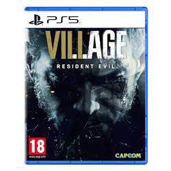 RESIDENT EVIL VILLAGE PS5 [ENG] (używana)