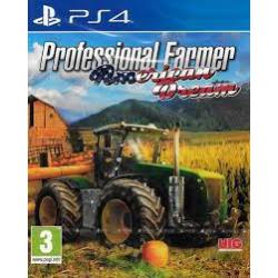 Professional Farmer American Dream [POL] (używana) (PS4)