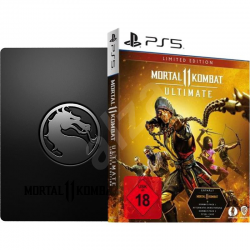 Mortal Kombat 11 Ultimate: Steelbook Edition PS5 [POL] (używana)