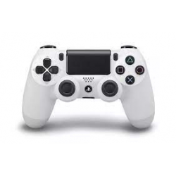 Pad PS4 V2 Biały (używana) (PS4)