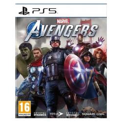 Marvel's Avengers PS5 [POL] (używana)