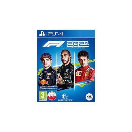 F1 2021 [POL] (nowa) (PS5)