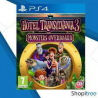 Hotel Transylvania 3 Monsters Overboard [ENG [ENG] (używana) (PS4)