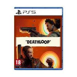 DEATHLOOP [POL] (używana) (PS5)