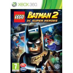 LEGO BATMAN 2 DC SUPER HEROES [ENG] (Używana) x360