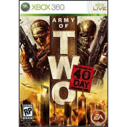 ARMY OF TWO THE 40 TH DAY [ENG] (Używana) x360