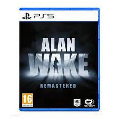 Alan Wake Remastered PS5 [POL] (nowa)