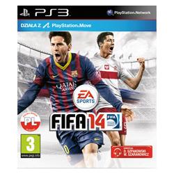 FIFA 14 [PL] (Używana) PS3