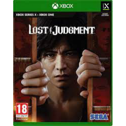 Lost Judgment [ENG] (nowa) (XONE/XSX)