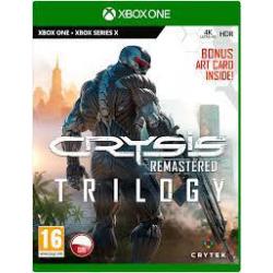 Crysis Trilogy Remastered Preorder 15.10.2021 [POL] (nowa) (XONE/XSX)