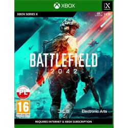 Battlefield 2042 Preorder 19.11.2021 [POL] (nowa) (XSX)