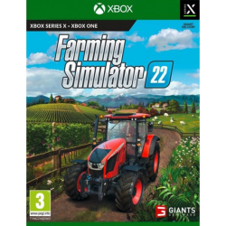 Farming Simulator 22 Preorder 22.11.2021 [POL] (nowa) (XONE/XSX)