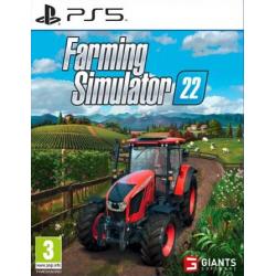 Farming Simulator 22 Preorder 22.11.2021 [POL] (nowa) (PS5)