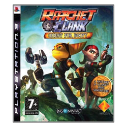 RATCHET AND CLANK QUEST FOR BOOTY [ENG] (Używana) PS3