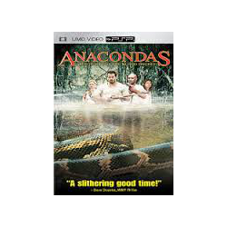 Anacondas THE Hunt FOR THE Blood Orchid [ENG] UMD VIDEO for PSP