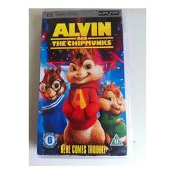 Alvin and The Chipmunks [ENG] (Używana) UMD VIDEO for PSP
