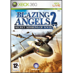 BLAZING ANGELS 2 SECRET MISSIONS OF WWII [ENG] (Używana) x360