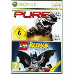 LEGO Batman / Pure [ENG] (Używana) x360